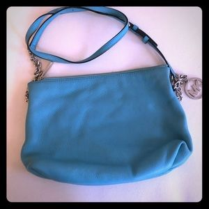 Michael Kors crossbody purse Turquoise